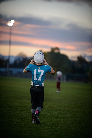 Youttthh Football.  Thornton, Colorado.