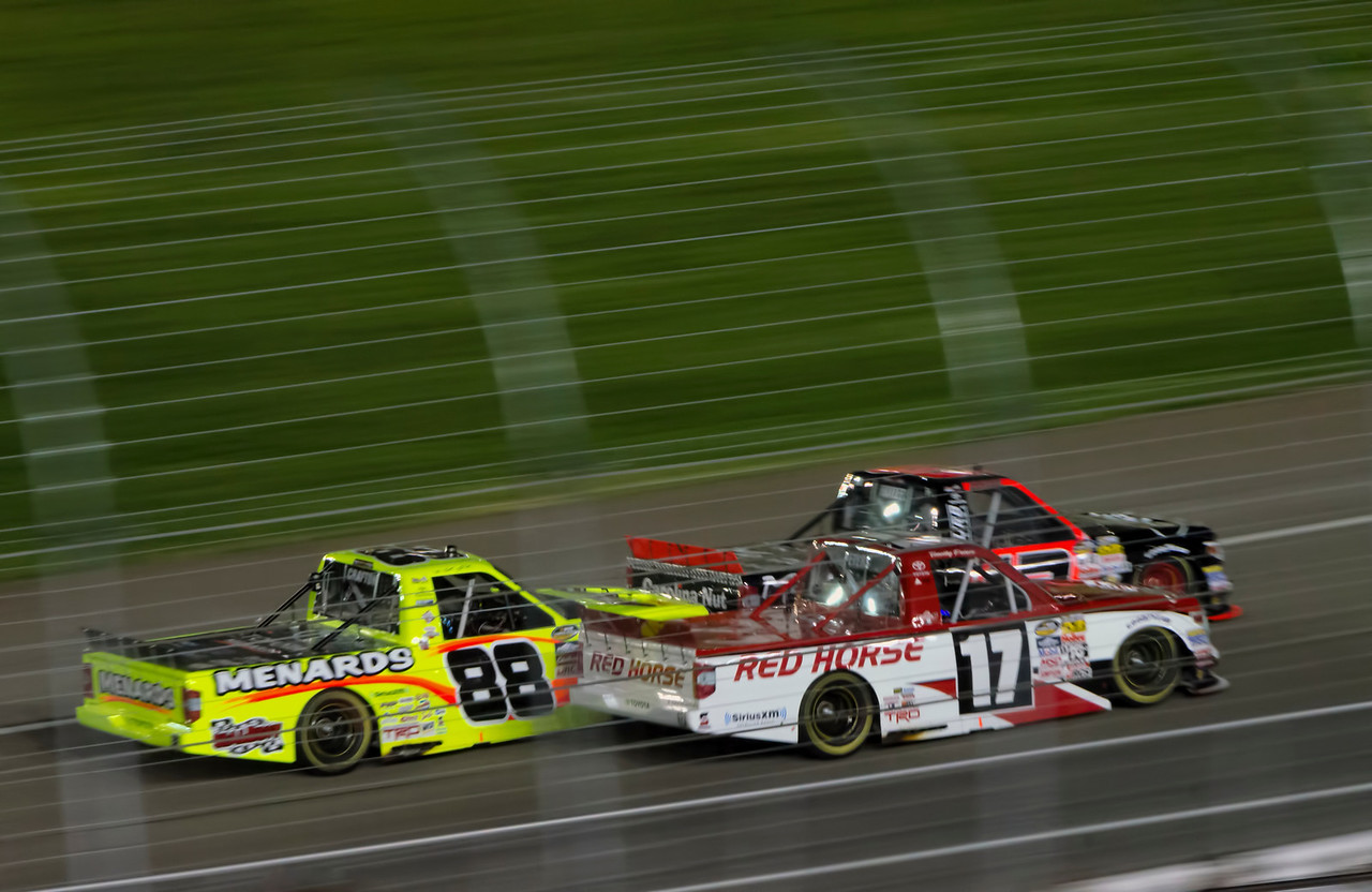 NASCAR Truck Series 350 at Las Vegas 2015