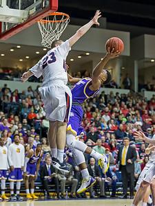 NCAA BASKETBALL: FEB 20 Tennessee Tech at Belmont