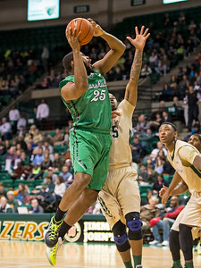 NCAA BASKETBALL: FEB 21 Marshall at UAB
