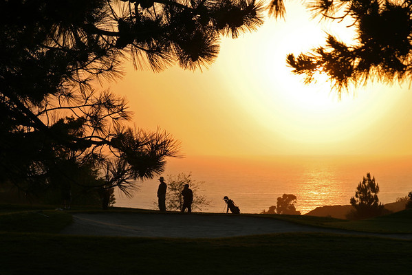 Torrey Pines Golf Course La Jolla, California