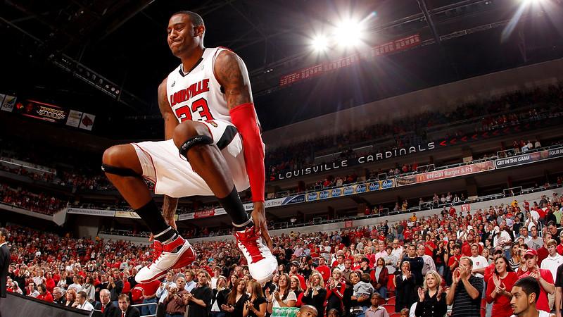 Terrence Jennings, Louisville Basketball