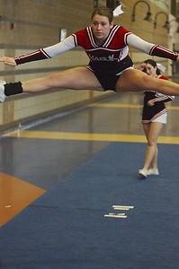 MHS Cheer at 2012 NE Regionals