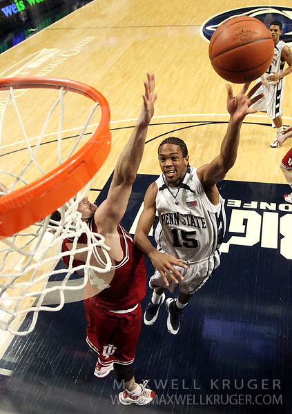 Basketball<br>Indiana at Penn State<br>2009