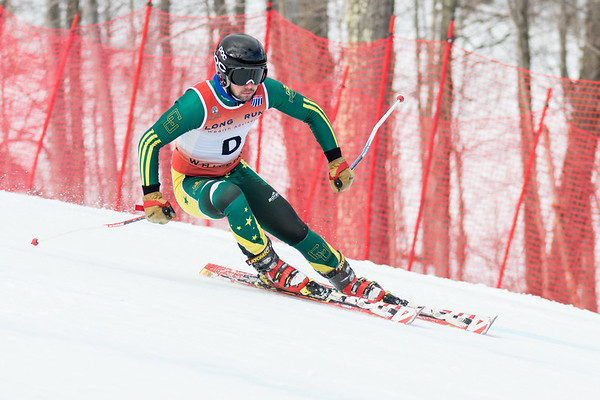 Clarkson Athletics: Men and Women Alpine Skiing at Whiteface