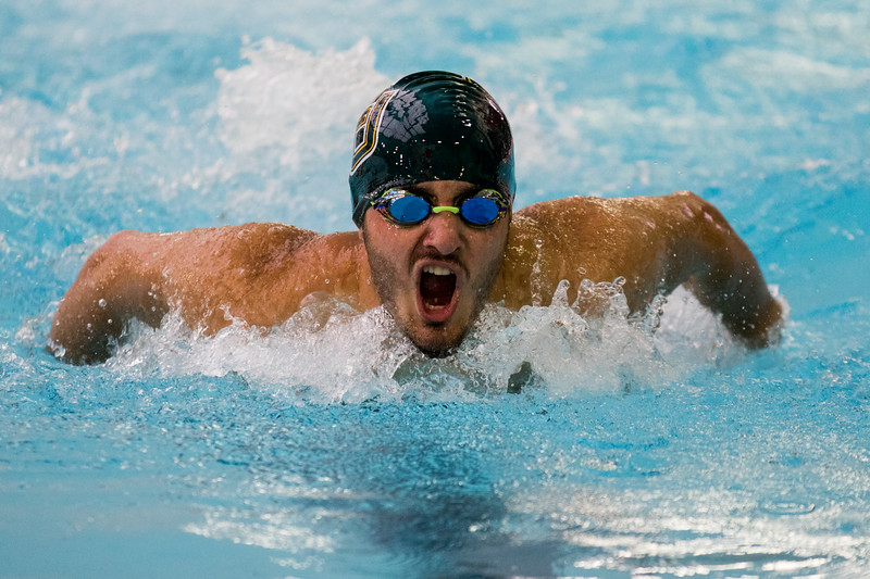 Clarkson Athletics: Swimming at Kumpf Invite at RPI
