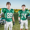 October 5, 2013 - Calvary Christian School senior football shoot, Columbus, GA.  Photo by John David Helms.
