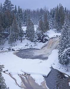 Upper Gooseberry Falls 1