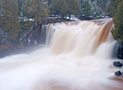 Upper Gooseberry Falls 3
