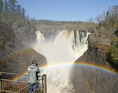 High Falls Grand Portage State Park 2