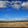 A Kansas spring sky.
