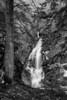 Moss Glen Falls, normal flow - Stowe, VT