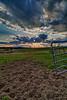 Horse Pasture Sunset - Morrisville, VT