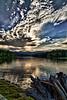 Dappled Clouds - Waterbury Center, VT
