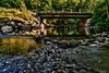 Nebraska Valley Bridge - Stowe, VT