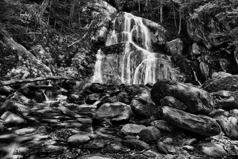 "The ""other"" Moss Glen Falls - Granville, VT"