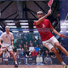 2013 College Squash Individual Championships: Amr Khaled Khalifa (St. Lawrence) and Ali Farag (Harvard)<br /> <br /> Published on page 43-43 of Squash Magazine (March/April 2013)