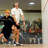 Robert W G Maycock (Dartmouth) and Peter Sopher (Princeton)<br /> <br /> This photo was published in the October 2010 issue of Squash Magazine (page 39).