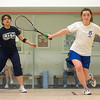 Ashley Stevens (Wellesley) and Kristine So (Notre Dame)<br /> <br /> This photo was published in the March 2010 issue of Squash Magazine (page 30).