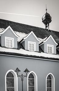 Haus, Bad Wurzach, Baden-Württemberg, Deutschland