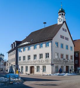 Stadtverwaltung Bad Wurzach, Baden-Württemberg, Deutschland