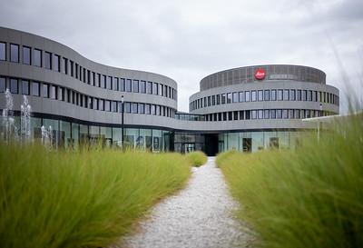 Leica Firmenzentrale , Wetzlar, Lahn-Dill-Kreis, Hessen, Deutschland
