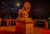 Bridge Lion and Moon