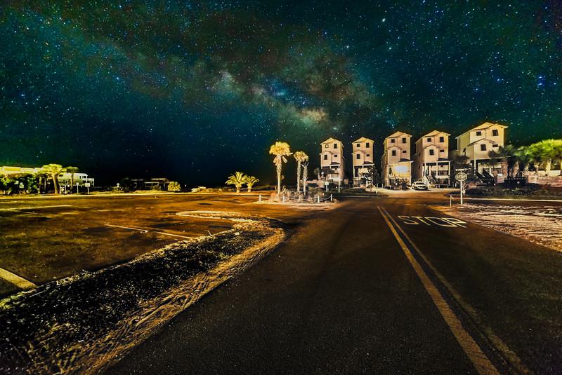 A Spring Night Cosmos Show