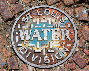 St. Louis: Sewer Cap