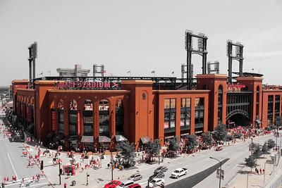 St. Louis: Busch Stadium III