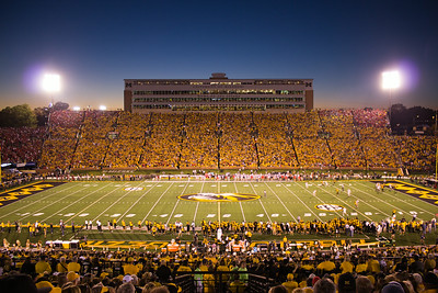 Faurot Field: SEC Ready