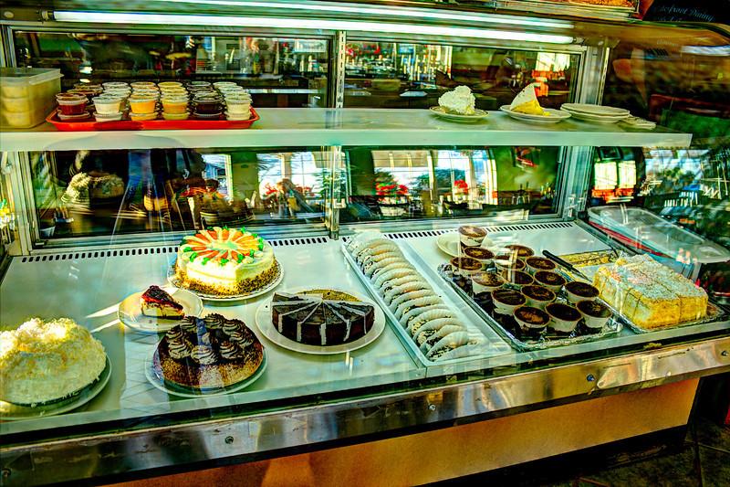 Desserts Riverside Cafe St. Mary's Ga