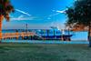 St. Mary's Cumberland Island National Park trip Dock. St. Mary's Ga