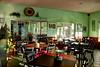 Inside of the Riverside Cafe St. Mary's Ga