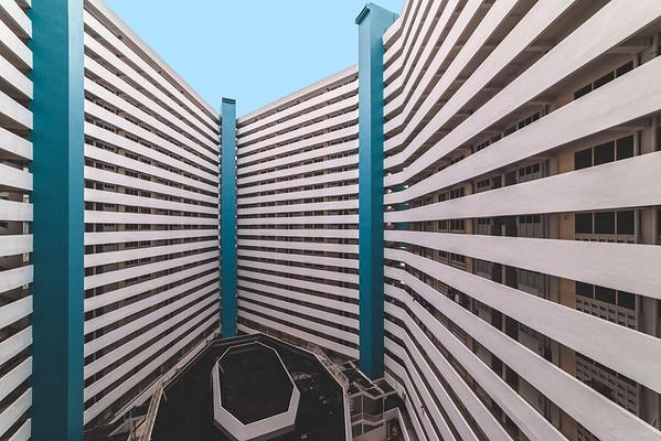 Inside Block 66
