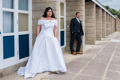 Bournemouth Seafront Wedding Photography