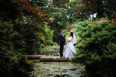 Romantic Wedding Photography in Bournemouth