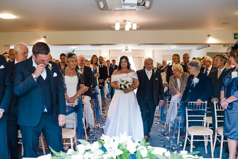 Bournemouth Wedding Ceremony