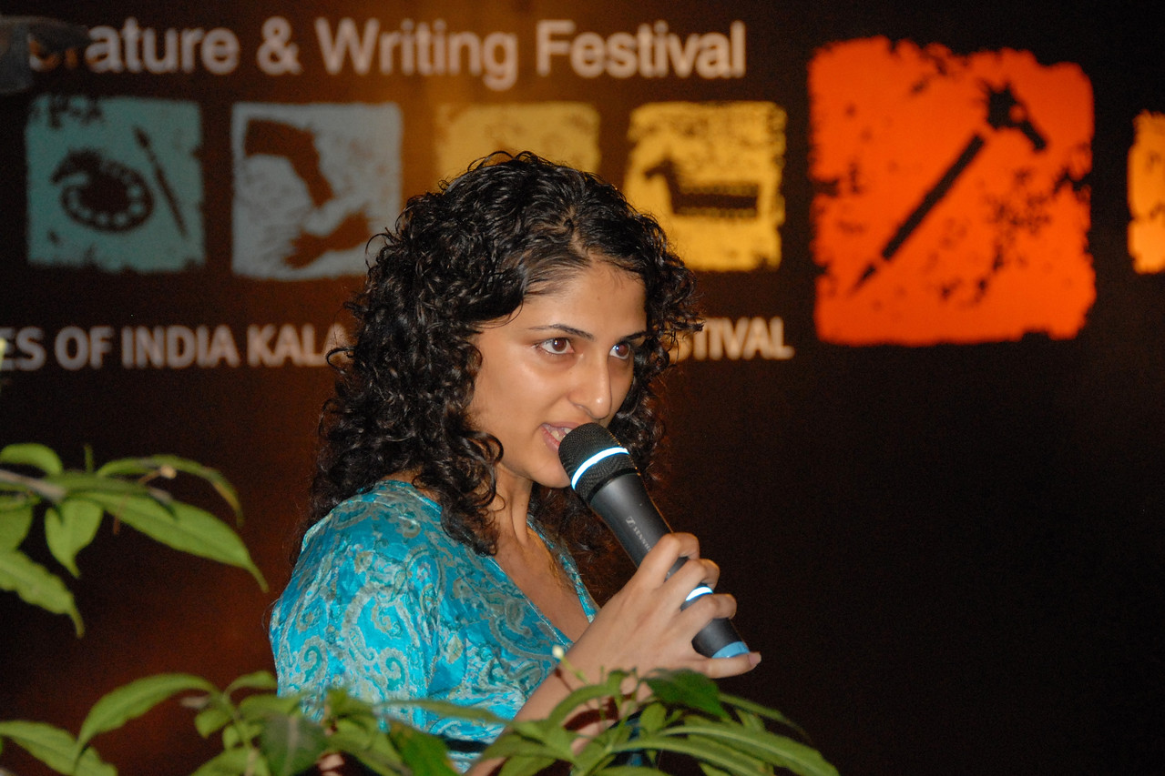 Literature and Writing Festival at The Times of India Kala Ghoda Arts Festival 3rd to 11th Feb 2007.
