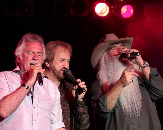 The Oak Ridge Boys, for Maryland Therapeutic Riding. Fall 2012.
