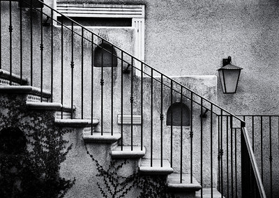 Stairway 1.  First in a series of photos of stairways.