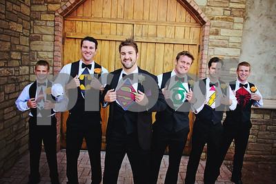 Cross - Chapman Wedding 0519