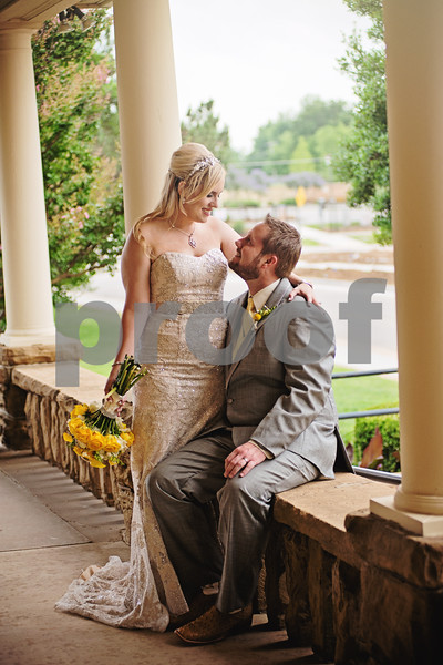 """On June 27, 2014, Sundance Photography had the pleasure of photographing Matt & Lauren as they said """"I Do"""" at the beautiful Gilcrease Museum in Tulsa, Oklahoma."""