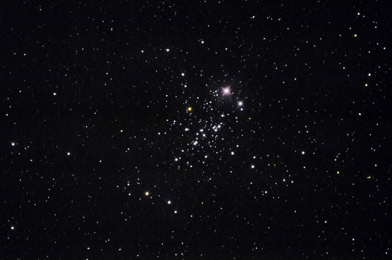 NGC 457 - The ET or Owl Cluster