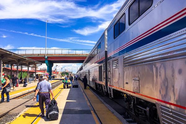 America's Railroad: Amtrak