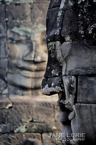 Face to Face, Temple of Bayon, Siem Reap