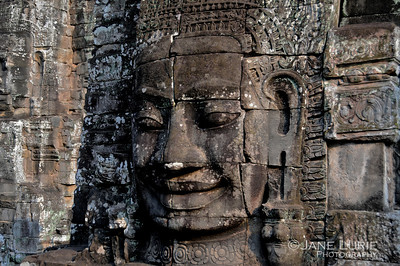 Temple of Bayan, Siem Reap, Cambodia