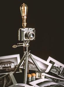 Braun Gloria - Light Camera Action.