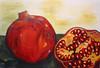 Pomegranates 24x30 Acrylic SOLD