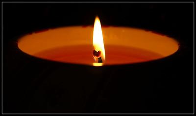 IMG#186 Christmas Candle
